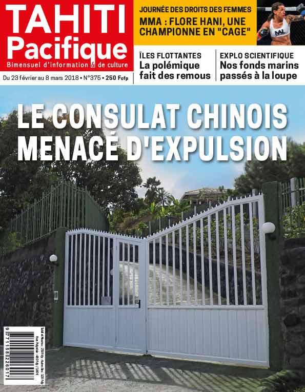 Magazine Tahiti Pacifique du 23 février 2018